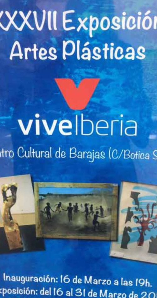 """PLASTIC ARTS EXHIBITION AT LA VAGUADA"""